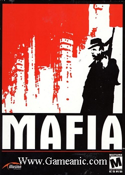 Mafia: The City of Lost Heaven Game Cover