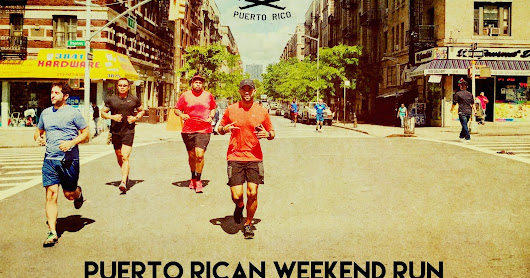 @Circa95 Puerto Rican Weekend Run - Sat. 6/10 10am