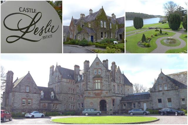 Exterior y jardines en Castle Leslie Estate