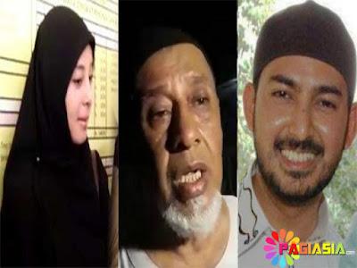 Djafar Selaku Ayah Putri Mengungkap Bahwa Orangtua Ustad Tak Mengakui Istri Sirih Ustad Al Habsyi