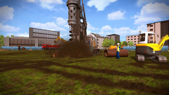 Construction Simulator 2015 Game Free Download