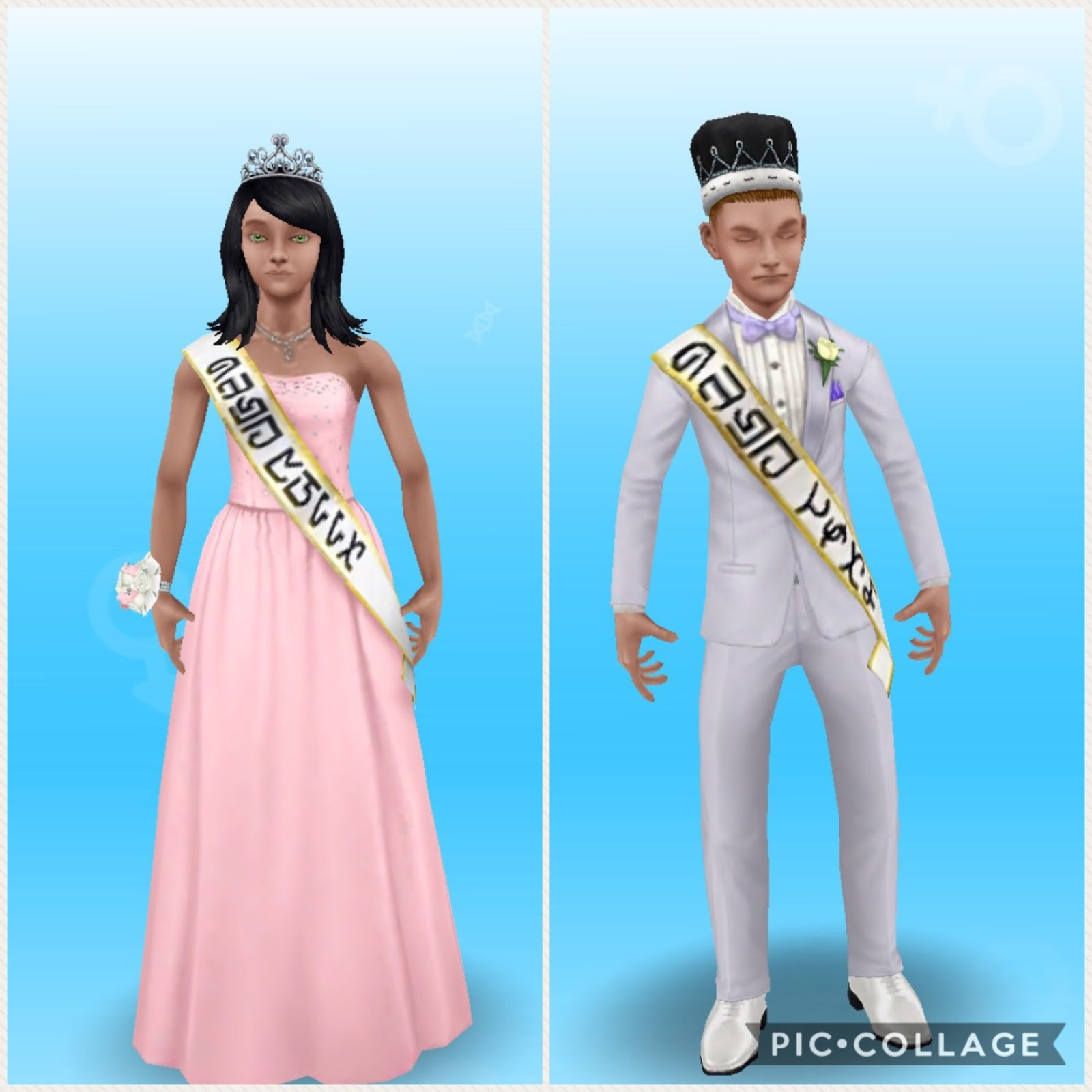 Followed by 8 different colours of prom outfits for your male and female Sims  sc 1 st  Sims Freeplay & SimsFreeplay : Sims Freeplay | Prepped for Prom Event
