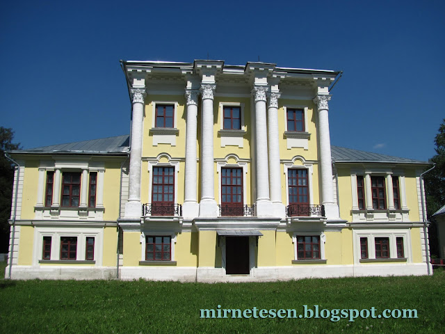 Усадьба Кривякино - хозяйский дом
