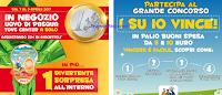 Logo Toys Center : uovo di Pasqua a 1 € e vinci buoni da 5 e 10 euro