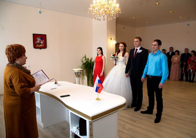 Отдел ЗАГСа в Краснозаводске переехал в новое здание