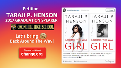Taraji P. Henson Around The Way Girl