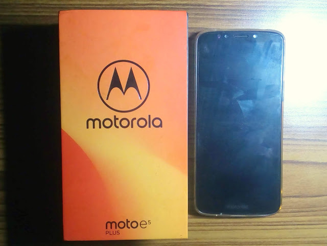 Motorola launches new Smartphones Moto E5 and Moto E5 Plus