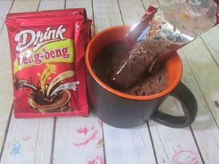 review beng-beng drink minuman cokelat hangat dengan rasa bersahabat