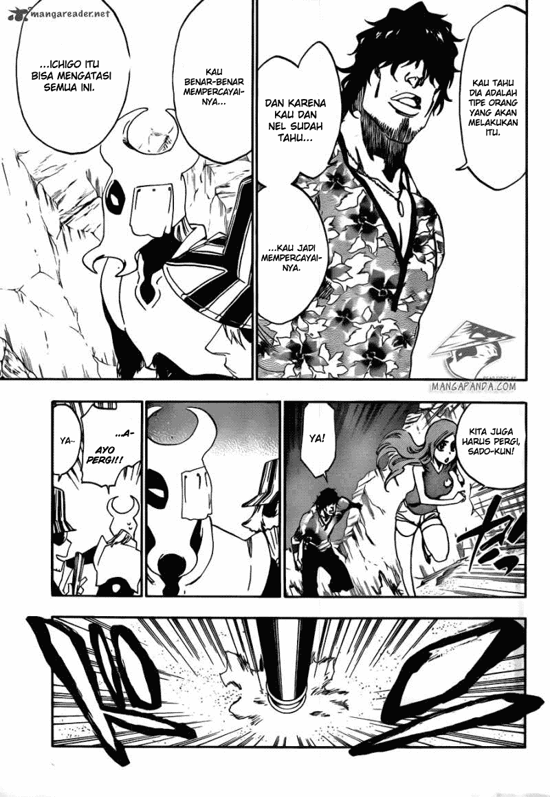 bleach Online 489 manga page 10