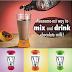 Milkshake Mixer - Self Stirring Mug
