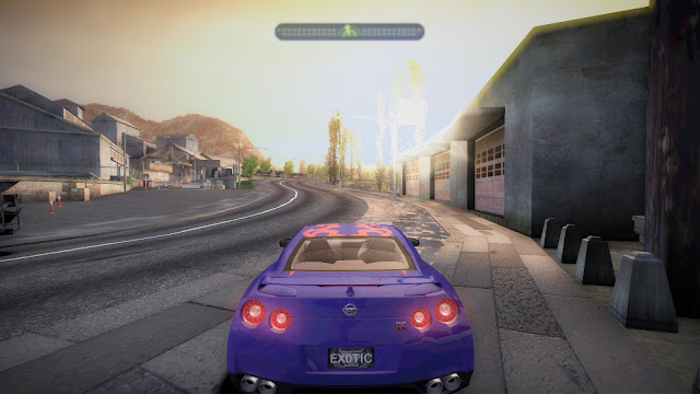 Need for Speed Most Wanted 2005 REDUX Graphics Mod | NFSMW