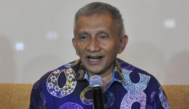 Amien Rais: Reklamasi Jakarta Ambisi Ekspansionis China Di Bawah Xi Jinping