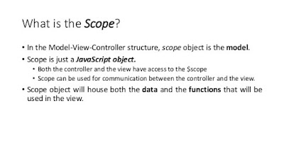 angularjs scopes
