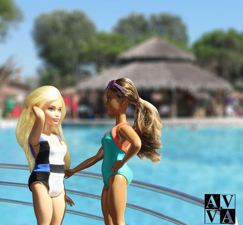89a700422909 Barbie by Adela & Viki | Hosanna en Esencia, Gastrosophia el Arte ...