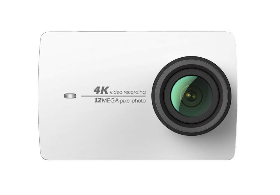 review yi 4k action camera the test pit. Black Bedroom Furniture Sets. Home Design Ideas