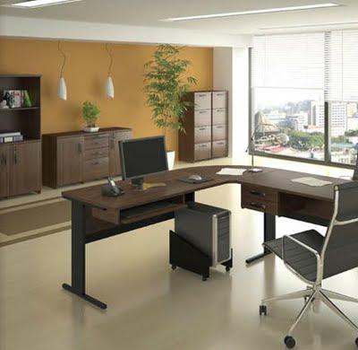 Oficina decorando interiores page 2 for Imagenes de oficinas modernas pequenas