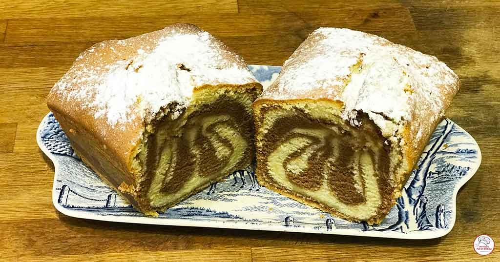 De paseo por mi cocina: Bizcocho de mantequilla y chocolate, pinta ...