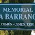 Atacan el Memorial de La Barranca donde yacen más 400 republicanos asesinados por el franquismo