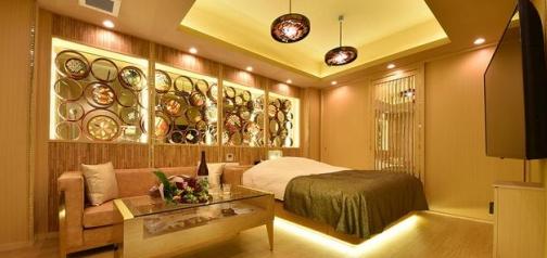 Konsep Menarik Hotel Cinta di Jepang
