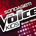 Sondagem 'The Voice Kids' | #2 - Resultados