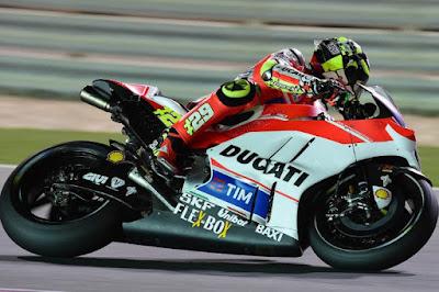 Iannone Kuasai Latihan Bebas Hari Kedua MotoGP Qatar