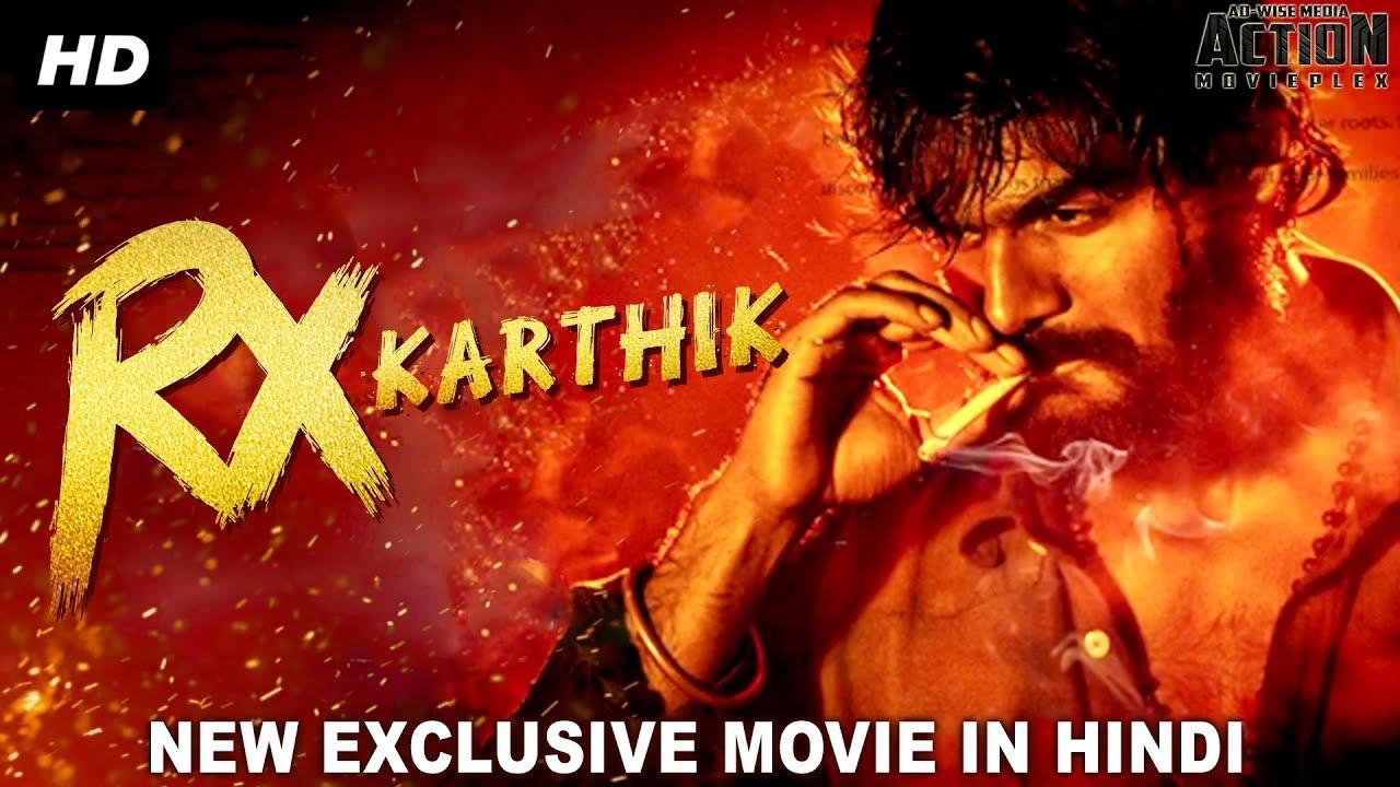 Rx Karthik (Prematho Mee Karthik) 2018 Hindi Dubbed 720p HDRip x264 800MB