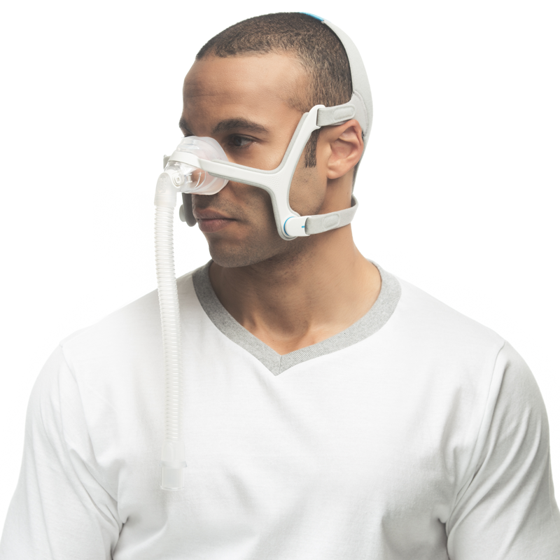 Test - recenzja maski nosowej ResMed AirFit N20