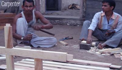 carpenter occupation