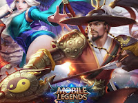 Game Mobile Legends:Bang bang Apk Mod Esports MOBA Terbaru