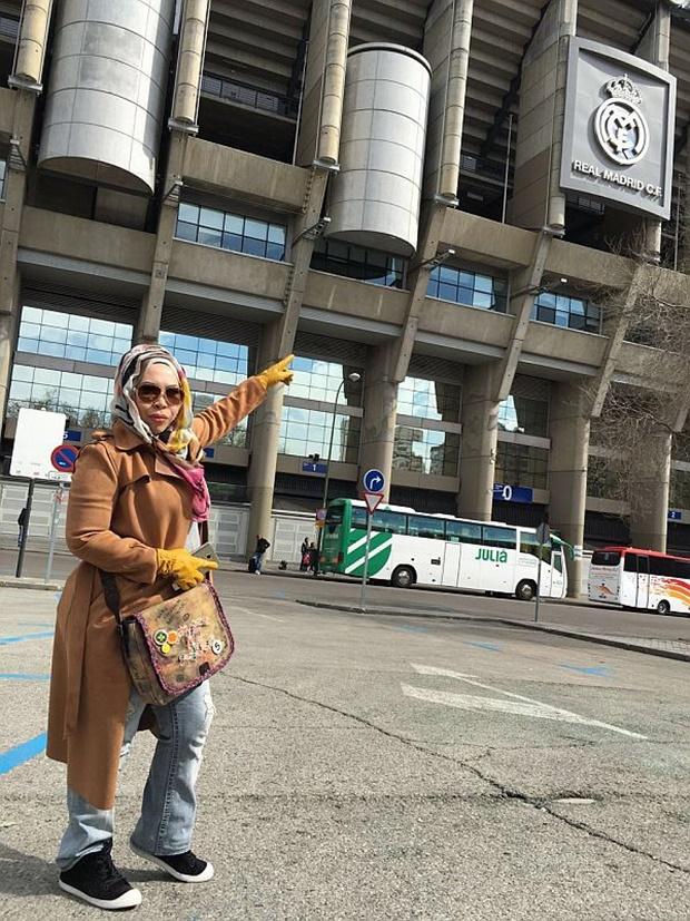 Hajat Tak Sampai... Dato Seri Vida Kecewa Pertemuan Dengan Cristiano Ronaldo Dibatalkan