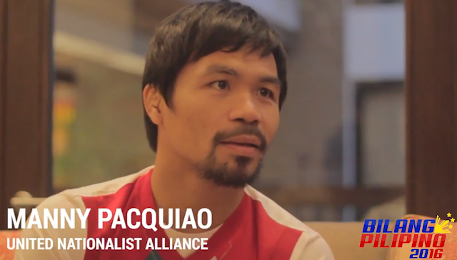 Manny Pacquiao Calls Homosexuals Worse Than Animals and Backtracks for Apologizes