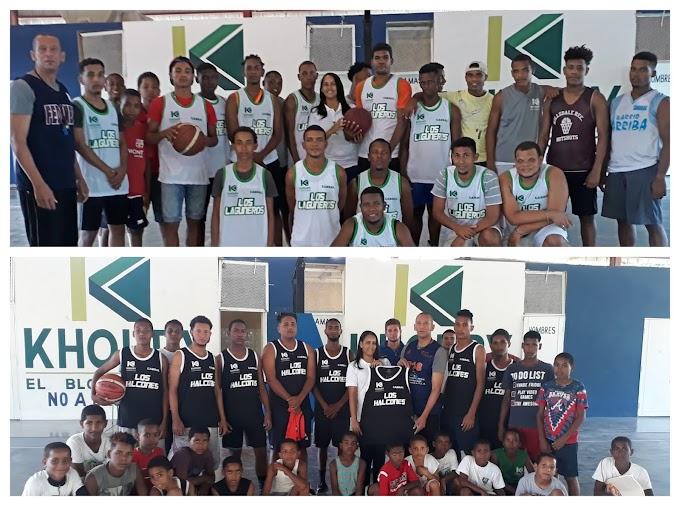 CABRAL.-Khoury Industrial Aporta a la celebración Torneo Sub-25 Baloncesto.