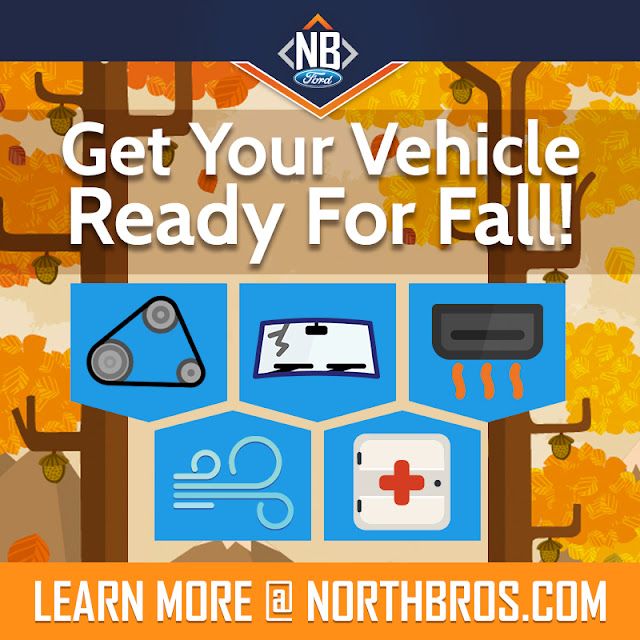 Fall Car Care Maintenance Tips From North Brothers Ford In Westland Mi