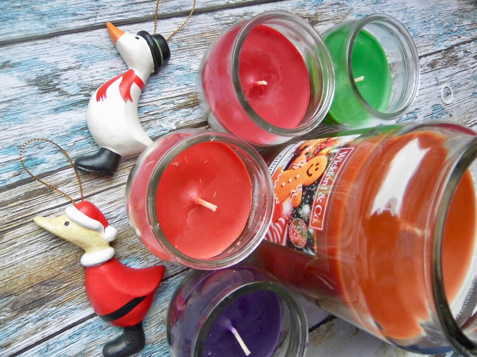 Blogmas Cheap Christmas Candles
