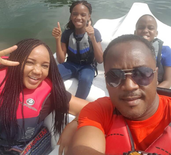 Charles And Marian Anazodo Celebrate 14th Wedding Anniversary In France