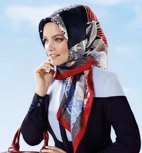 Hijab Ala Turkish Style