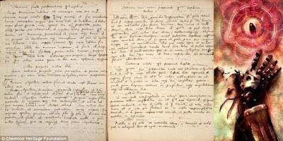 Makin Terungkap Cara Menciptakan Ramuan Hidup Abadi Karya Newton
