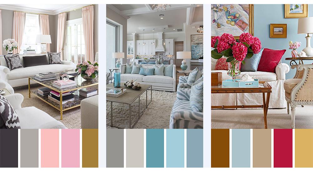 Color Palette Interior Rumah