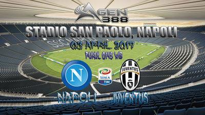 JUDI BOLA DAN CASINO ONLINE - PREDIKSI PERTANDINGAN LIGA ITALIA SERIE A NAPOLI VS JUVENTUS 03 APRIL 2017