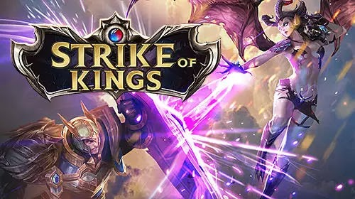 Download Game MOBA Android Strike of Kings Apk