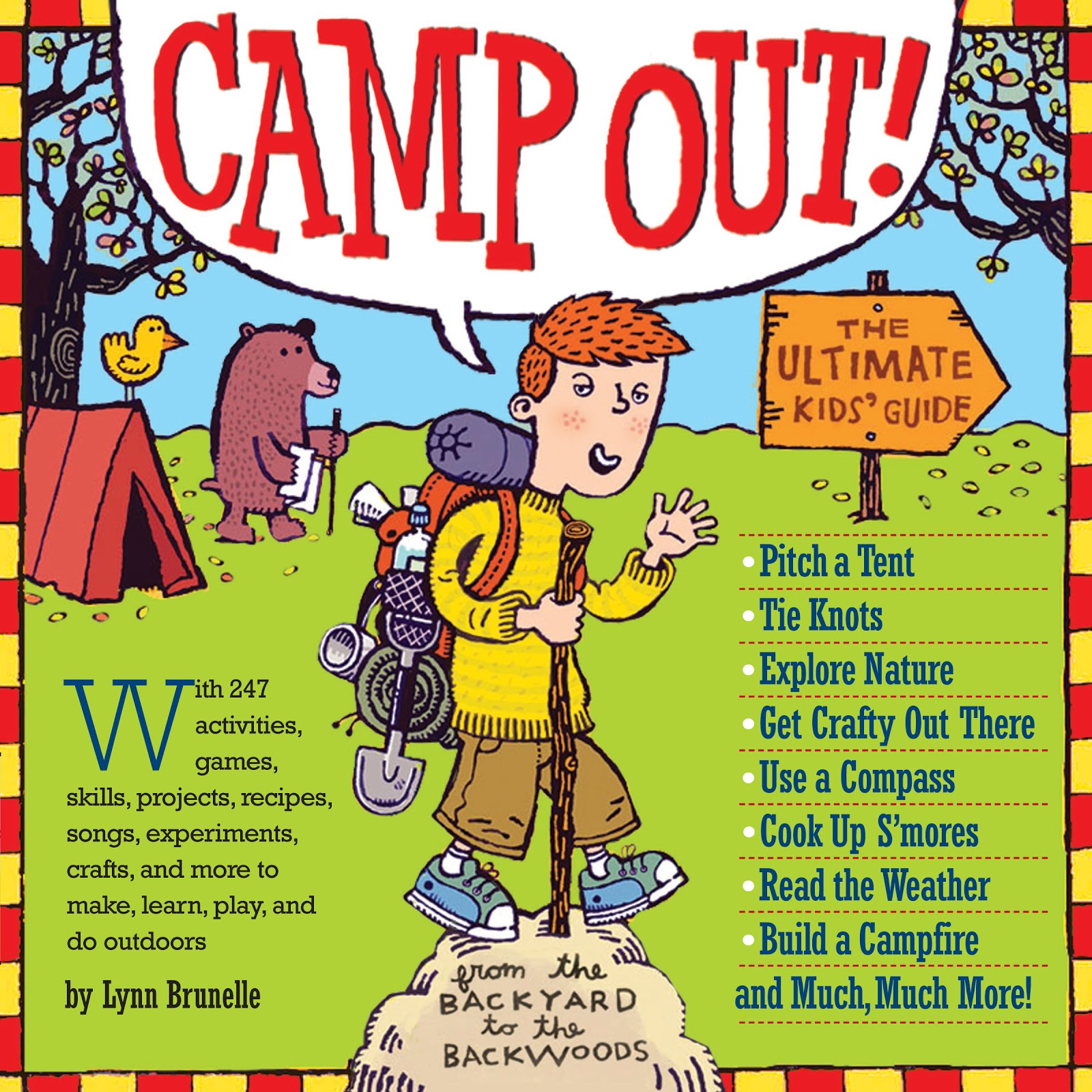 So I M Fifty Mmgm Nw Authors Camp Out The Ultimate Kids