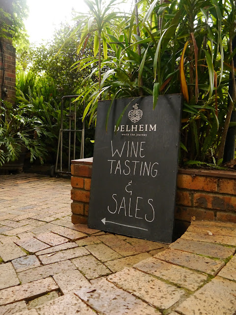 Winetour in Stellenbosch
