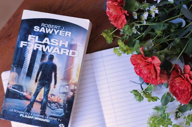 Flashforward, Et vous, qu'avez-vous vu ? de Robert J. Sawyer