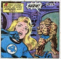 Fantastic Four 147-GerryConway-Buckler