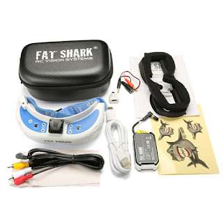 Most UAVs on the marketplace today convey the powerfulness to capture a alive video feed FatShark Dominator V3 - FPV Goggles Review