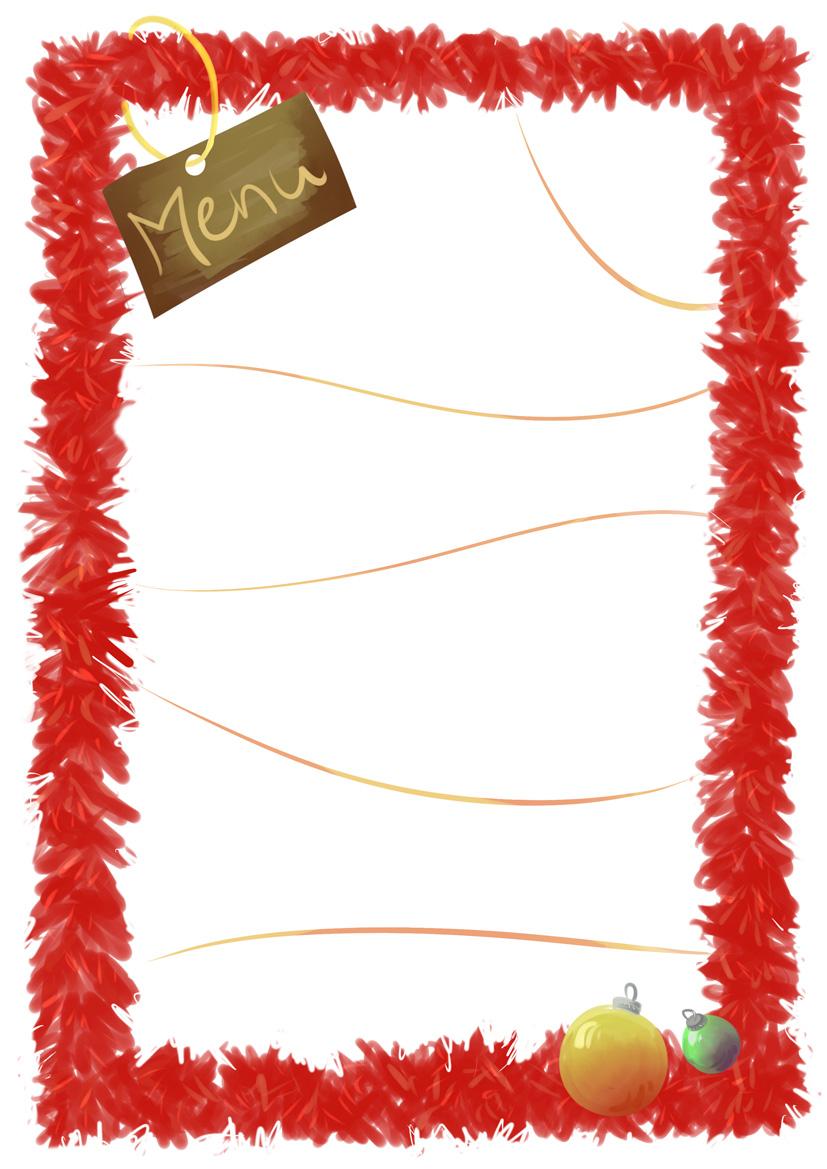 New Leuke (en gratis!) kerst naamkaartjes, cadeaulabels & menu's - Culy #QW81