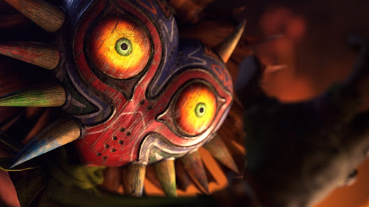 Editorial | Majora's Mask's dark atmosphere.