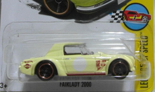 hot wheels fairlady 2000 2017