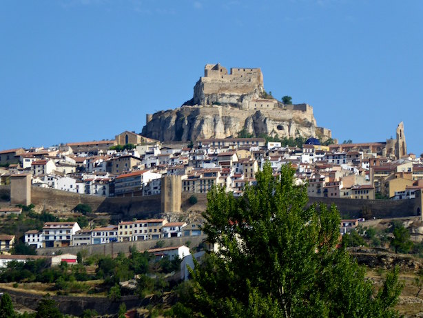 Discovering morella in the castell n province of spain the diary of a jewellery lover - Best house castellon ...