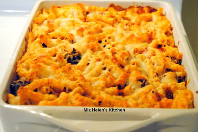 Ziti Bake at Miz Helen's' Country Cottage